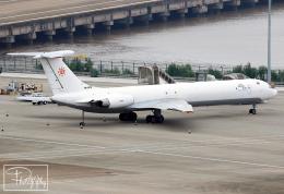 dave_0402さんが、マカオ国際空港で撮影したラーダ・エアラインズ Il-62Mの航空フォト(飛行機 写真・画像)