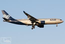 dave_0402さんが、北京首都国際空港で撮影したエーグル・アズール A330-223の航空フォト(飛行機 写真・画像)
