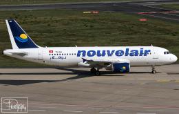dave_0402さんが、ケルン・ボン空港で撮影したヌーべルエア・チュニジア A320-214の航空フォト(飛行機 写真・画像)