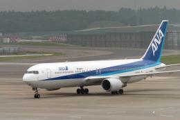 senyoさんが、成田国際空港で撮影した全日空 767-381/ERの航空フォト(飛行機 写真・画像)