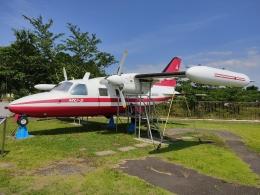 ジャンクさんが、成田国際空港で撮影した三菱重工業 MU-2Bの航空フォト(飛行機 写真・画像)