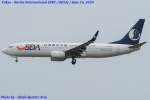 Chofu Spotter Ariaさんが、成田国際空港で撮影した山東航空 737-85Nの航空フォト(飛行機 写真・画像)