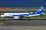Chofu Spotter Ariaさんが、羽田空港で撮影した全日空 A320-271Nの航空フォト(飛行機 写真・画像)