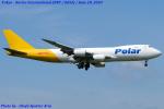 Chofu Spotter Ariaさんが、成田国際空港で撮影したポーラーエアカーゴ 747-87UF/SCDの航空フォト(飛行機 写真・画像)