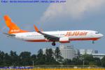 Chofu Spotter Ariaさんが、成田国際空港で撮影したチェジュ航空 737-8JPの航空フォト(飛行機 写真・画像)