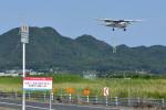 Gambardierさんが、岡南飛行場で撮影した岡山航空 172R Skyhawk IIの航空フォト(飛行機 写真・画像)