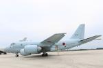 TAK_HND_NRTさんが、米子空港で撮影した海上自衛隊 P-1の航空フォト(飛行機 写真・画像)