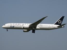 FT51ANさんが、成田国際空港で撮影した全日空 787-9の航空フォト(飛行機 写真・画像)