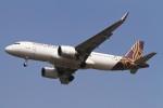 BTYUTAさんが、インディラ・ガンディー国際空港で撮影したビスタラ A320neoの航空フォト(飛行機 写真・画像)