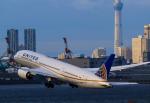 rokko2000さんが、羽田空港で撮影したユナイテッド航空 787-9の航空フォト(飛行機 写真・画像)