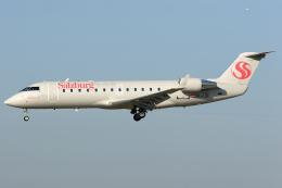 Hariboさんが、チューリッヒ空港で撮影したスティリアン・スピリット CL-600-2B19 Regional Jet CRJ-200SEの航空フォト(飛行機 写真・画像)