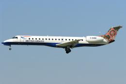 Hariboさんが、チューリッヒ空港で撮影したブリティッシュ・エアウェイズ・シティエクスプレス ERJ-145EUの航空フォト(飛行機 写真・画像)