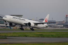 Yusuke✈︎さんが、福岡空港で撮影した日本航空 777-346/ERの航空フォト(飛行機 写真・画像)