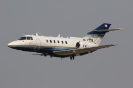TIA spotterさんが、金浦国際空港で撮影した不明 Hawker 750の航空フォト(飛行機 写真・画像)