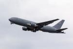 ファントム無礼さんが、横田基地で撮影したアメリカ空軍 KC-46A (767-2LKC)の航空フォト(飛行機 写真・画像)