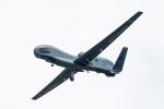 ファントム無礼さんが、横田基地で撮影したアメリカ空軍 RQ-4B-40 Global Hawkの航空フォト(飛行機 写真・画像)