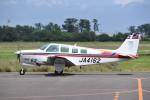 kumagorouさんが、仙台空港で撮影した日本個人所有 A36 Bonanza 36の航空フォト(飛行機 写真・画像)
