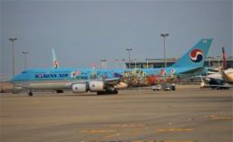 大韓航空 Boeing 747-8 (HL7630)  航空フォト | by Rsaさん  撮影2020年02月09日%s