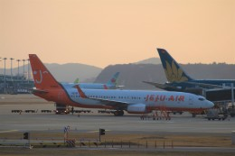 Rsaさんが、仁川国際空港で撮影したチェジュ航空 737-8HXの航空フォト(飛行機 写真・画像)