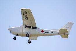 だいまる。さんが、岡南飛行場で撮影した岡山航空 172R Skyhawkの航空フォト(飛行機 写真・画像)