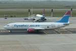 NIKEさんが、ケープタウン国際空港で撮影したフライサファイア 737-4Q8の航空フォト(飛行機 写真・画像)