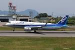 ぽんさんが、高松空港で撮影した全日空 A320-271Nの航空フォト(飛行機 写真・画像)