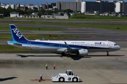 PW4090さんが、伊丹空港で撮影した全日空 A321-272Nの航空フォト(飛行機 写真・画像)