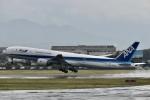 東亜国内航空さんが、松山空港で撮影した全日空 777-381の航空フォト(飛行機 写真・画像)