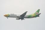 NIKEさんが、スワンナプーム国際空港で撮影したノックエア 737-4M0の航空フォト(飛行機 写真・画像)