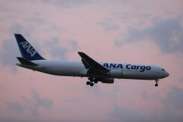 赤ちんさんが、成田国際空港で撮影した全日空 767-381Fの航空フォト(飛行機 写真・画像)
