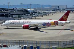 taiki17さんが、関西国際空港で撮影した吉祥航空 787-9の航空フォト(飛行機 写真・画像)