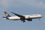 安芸あすかさんが、成田国際空港で撮影したルフトハンザ・カーゴ 777-FBTの航空フォト(飛行機 写真・画像)