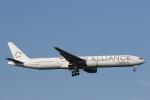 安芸あすかさんが、成田国際空港で撮影したシンガポール航空 777-312の航空フォト(飛行機 写真・画像)