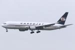 kinsanさんが、成田国際空港で撮影したカーゴジェット・エアウェイズ 767-35E/ER(BCF)の航空フォト(飛行機 写真・画像)
