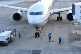 kiraboshi787さんが、長崎空港で撮影した全日空 767-381/ERの航空フォト(飛行機 写真・画像)