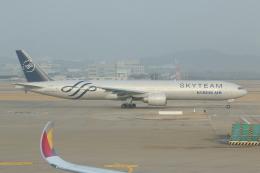 NIKEさんが、仁川国際空港で撮影した大韓航空 777-3B5/ERの航空フォト(飛行機 写真・画像)