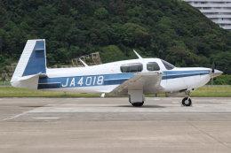 korosukeさんが、南紀白浜空港で撮影した日本法人所有 M20Kの航空フォト(飛行機 写真・画像)