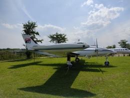 ジャンクさんが、成田国際空港で撮影した中日新聞社 411Aの航空フォト(飛行機 写真・画像)