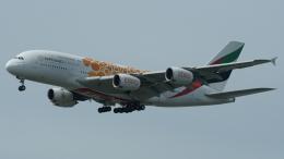 エミレーツ航空 Airbus A380 (A6-EOV)  航空フォト | by Souma2005さん  撮影2019年07月27日%s