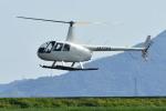 Gambardierさんが、岡南飛行場で撮影したエス・ジー・シー佐賀航空 R44 Clipper IIの航空フォト(飛行機 写真・画像)