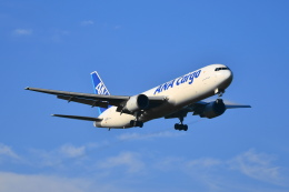 beimax55さんが、成田国際空港で撮影した全日空 767-381/ER(BCF)の航空フォト(飛行機 写真・画像)