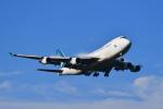 beimax55さんが、成田国際空港で撮影したキャセイパシフィック航空 747-467F/ER/SCDの航空フォト(飛行機 写真・画像)