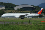 板付蒲鉾さんが、福岡空港で撮影したフィリピン航空 A350-941の航空フォト(飛行機 写真・画像)