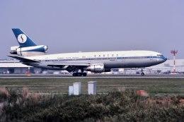 パール大山さんが、成田国際空港で撮影したサベナ・ベルギー航空 DC-10-30CFの航空フォト(飛行機 写真・画像)