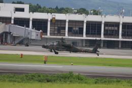 flyflygoさんが、熊本空港で撮影した陸上自衛隊 AH-64Dの航空フォト(飛行機 写真・画像)