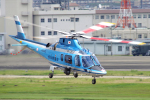 yabyanさんが、名古屋飛行場で撮影した愛知県警察 A109E Powerの航空フォト(飛行機 写真・画像)
