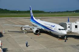 kiraboshi787さんが、長崎空港で撮影した全日空 737-881の航空フォト(飛行機 写真・画像)