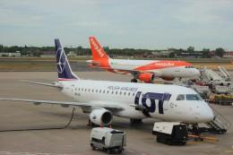 Rsaさんが、ベルリン・テーゲル空港で撮影したイージージェット A319-111の航空フォト(飛行機 写真・画像)