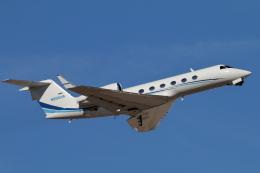 キャスバルさんが、フェニックス・スカイハーバー国際空港で撮影したPERPETUAL AVIATION G-IVの航空フォト(飛行機 写真・画像)
