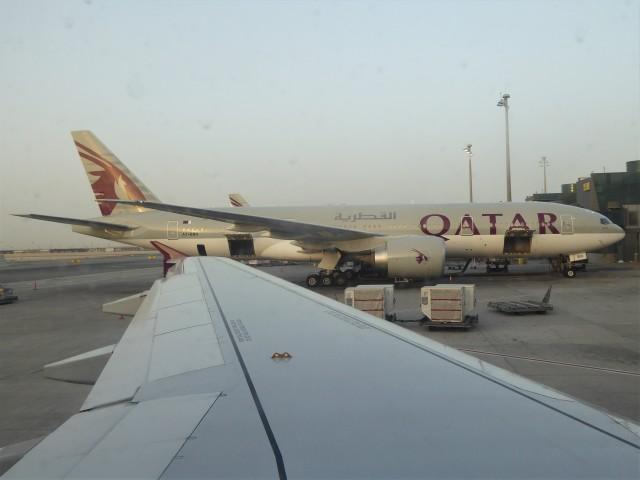ドーハ・ハマド国際空港 - Hamad International Airport [DOH/OTHH]で撮影されたドーハ・ハマド国際空港 - Hamad International Airport [DOH/OTHH]の航空機写真(フォト・画像)